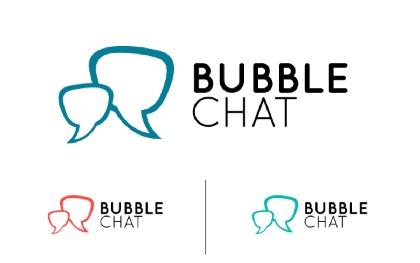 BubbleChat - App Logo