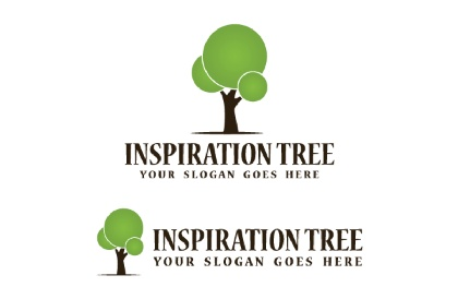 Inspiration Tree V2 Logo Template