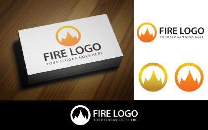Fireburn Logo Template