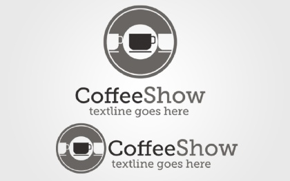 Coffee Show Logo
