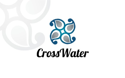 Cross Water - Logo Template
