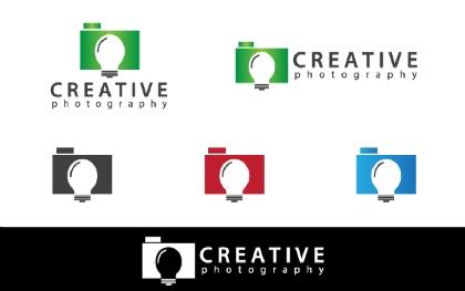 Creative Photography Logo Template