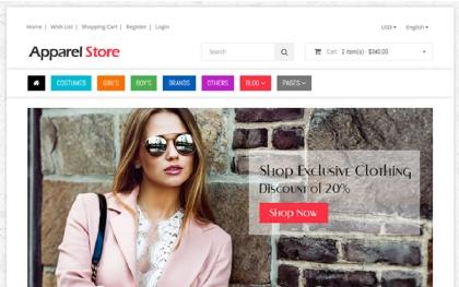 Shoppe Stores - Multipurpose Template