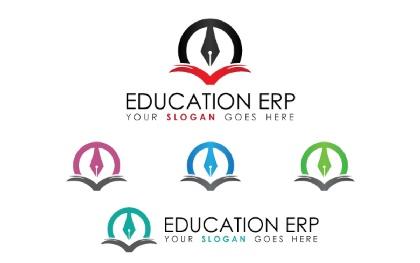 Education Globe V2 Logo Template