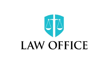 Law - Law Office Logo