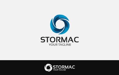 Stormac Logo