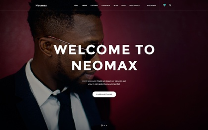 Neomax - Multipurpose Template
