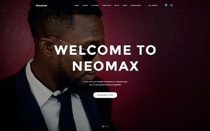 Neomax - Multipurpose Template