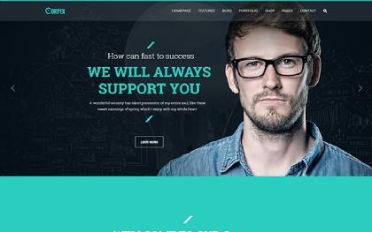 Intensy - Multipurpose HTML5 Template