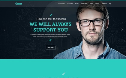 Intensy - Multipurpose HTML5 Template
