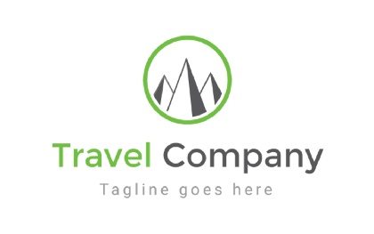 Travel Company - Logo Template