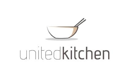 UnitedKitchen - Restaurant Logo