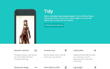 Tidy - Multi Purpose Responsive theme