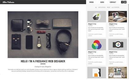 Malosanu - Personal Blog & Portfolio