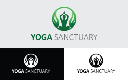 Yoga Sanctuary Logo