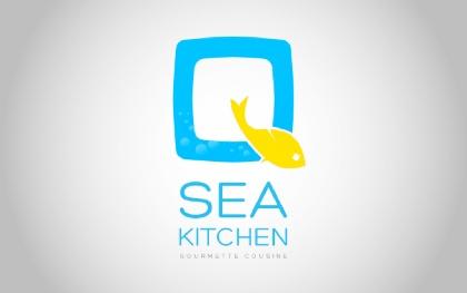 Sea Kitchen - Gourmette Cuisine Logo