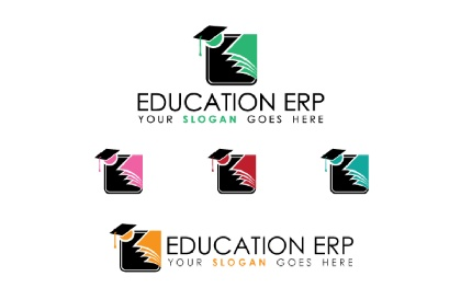Education Erp Logo Template