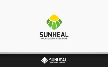 Sun Heal Logo