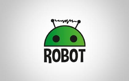 Robot, Fantasy Logo