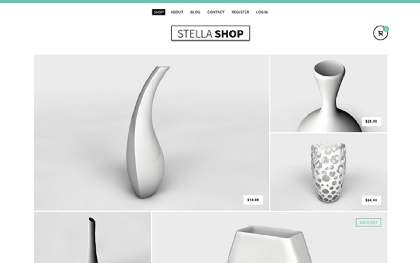 StellaShop - Elegant E-Commerce Theme