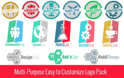 Multi-purpose Logo Pack