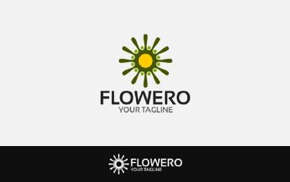 Flowero Logo