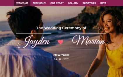 LOVIN - Wedding Invitation Template