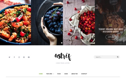 My Blog - Multi-Concept Blogging Theme