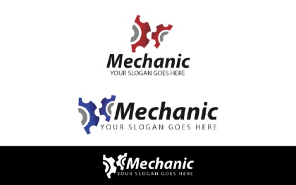 Mechanic Logo Template