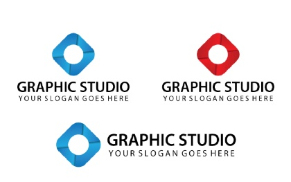 Graphic Studio V.2 Logo Template