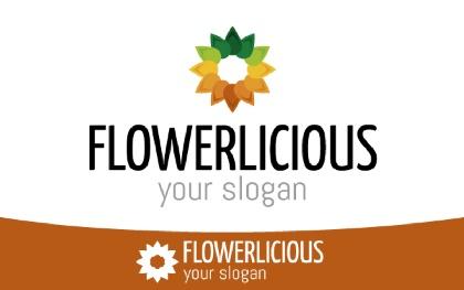 Flowerlicious Logo