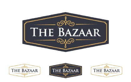 The Bazaar - Shopping Logo