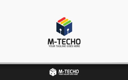M-Techo Logo