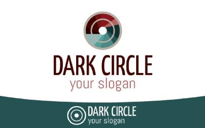 Dark Circle Logo