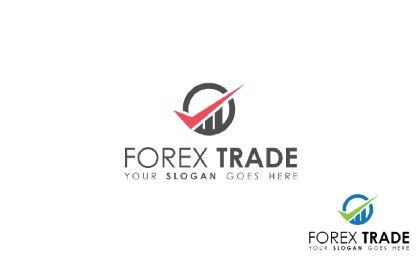 Forex Trade Logo Template