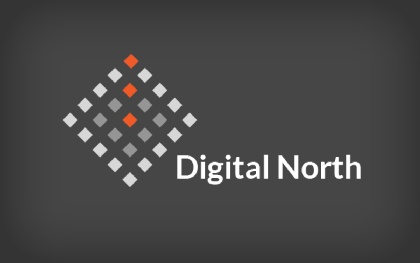 Digital North Logo Template