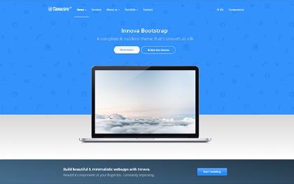 Innova - Multipurpose Theme