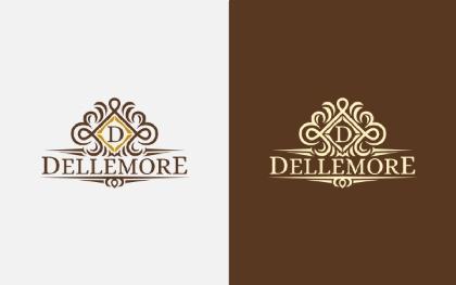 Delle More Logo