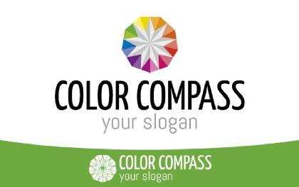 Color Compass Logo