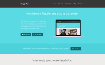 Simply Flat