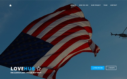 LoveHub - Multipurpose Non-Profit Theme