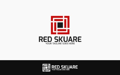 Red Skuare Logo